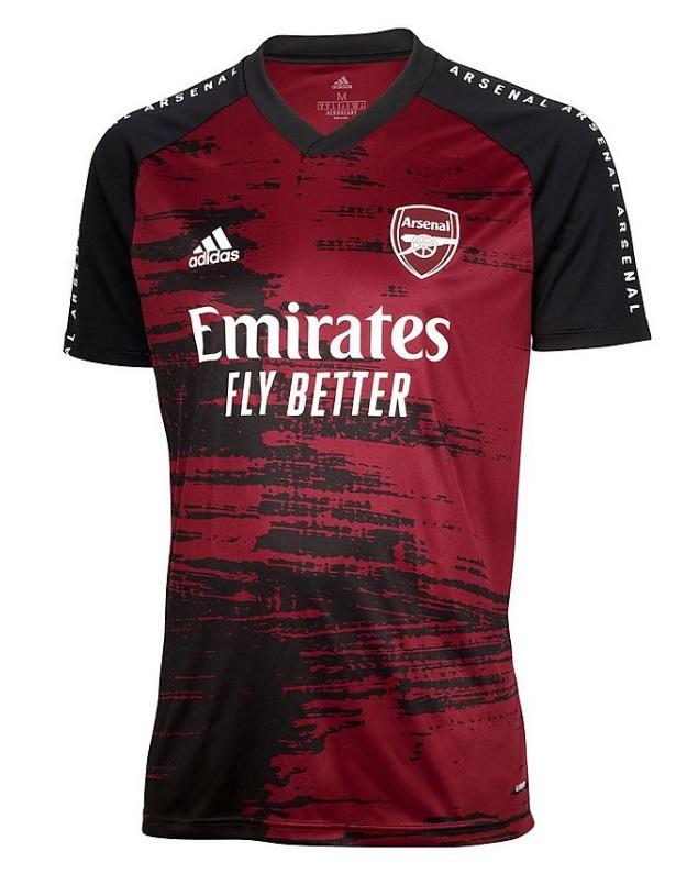 Arsenal Trainingsshirt - 1