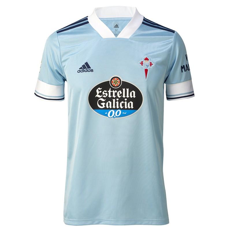 Celta de Vigo Thuisshirt 2020-2021