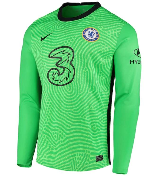 Chelsea Keepersshirt 2020-2021