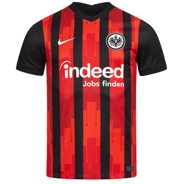 Eintracht Frankfurt Thuisshirt 2020-2021