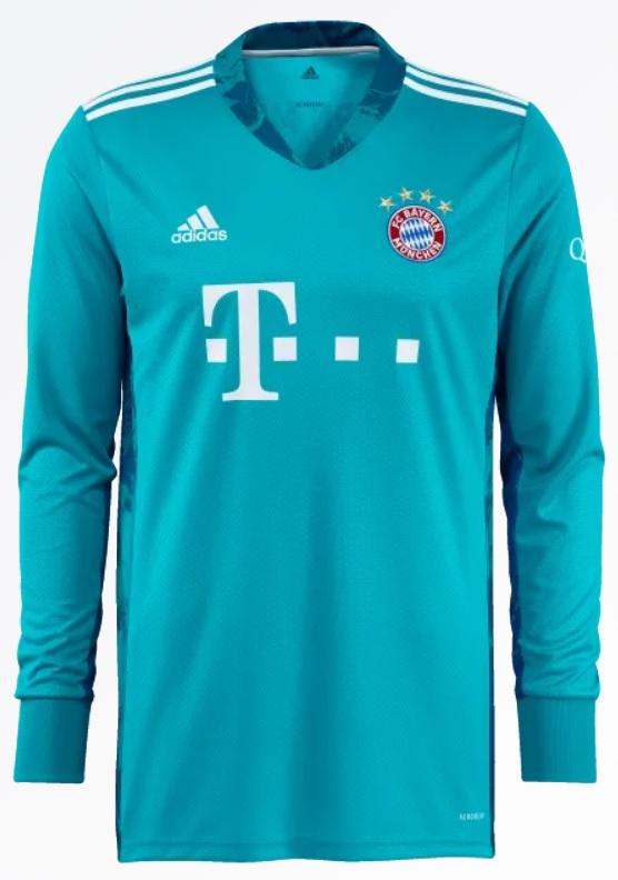 FC Bayern München Keepersshirt 2020-2021