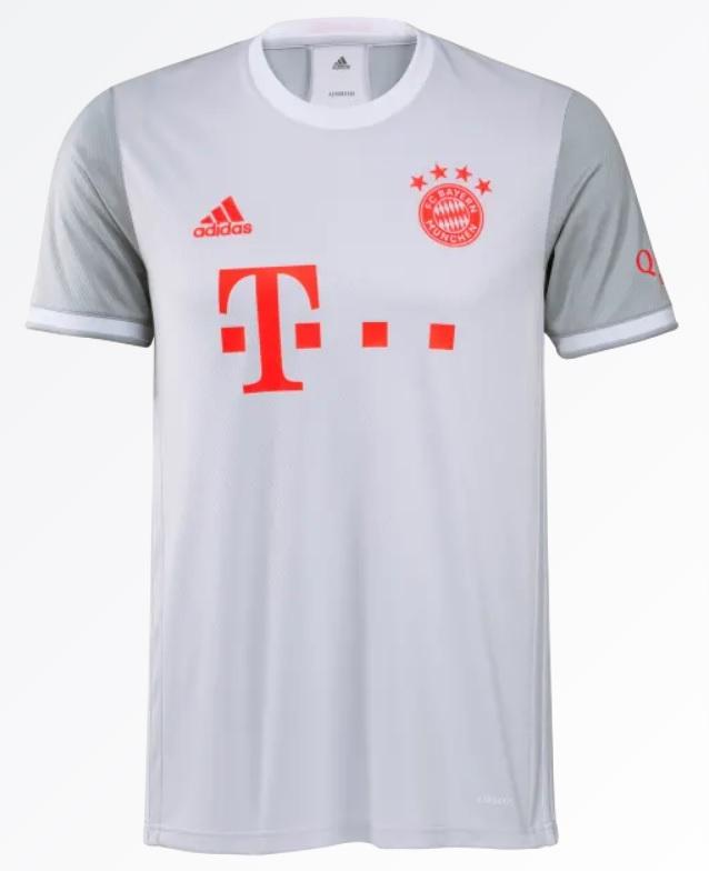 FC Bayern München Uitshirt 2020-2021