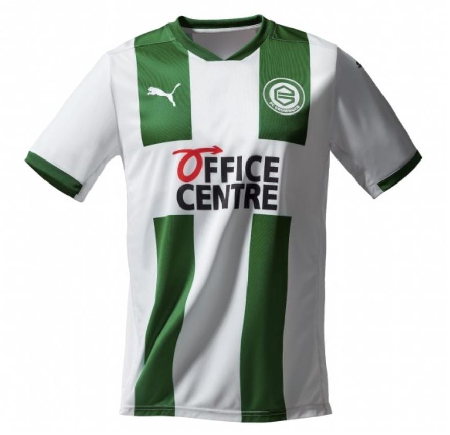 FC Groningen Thuisshirt 2020-2021