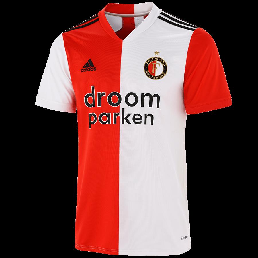 Feyenoord Thuisshirt 2020-2021