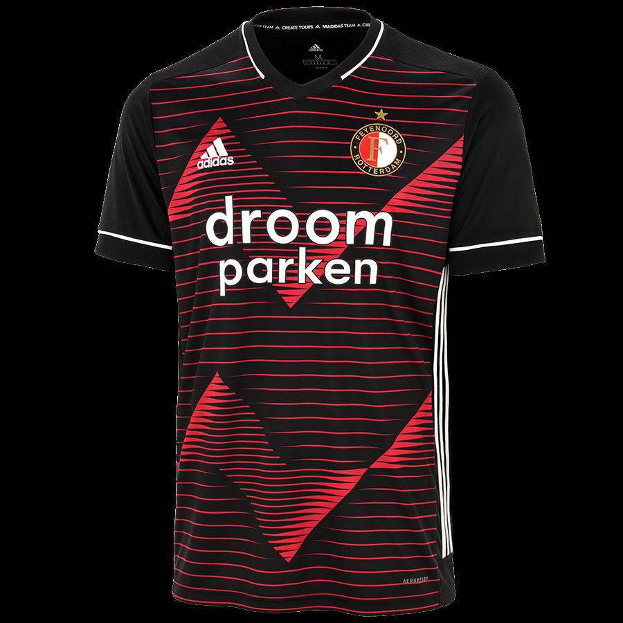 Feyenoord Uittshirt 2020-2021