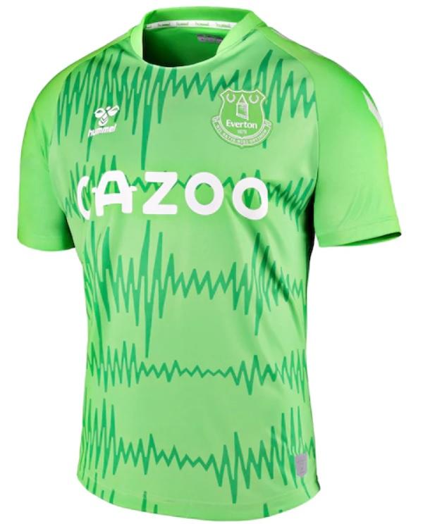 Keepersshirt Everton 2020-2021