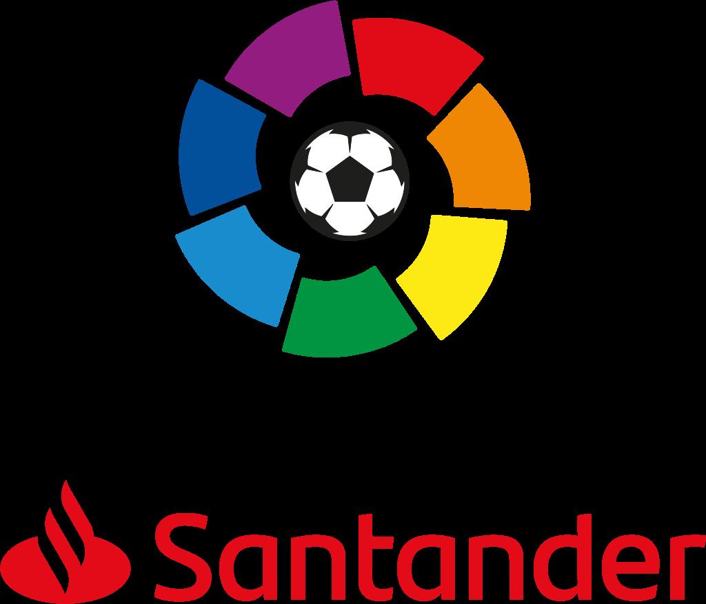 La Liga Santander Logo