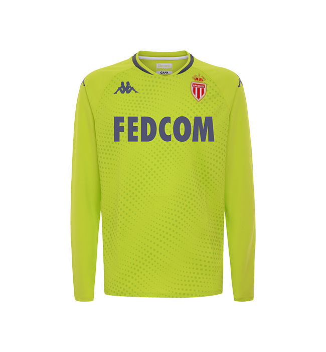 Monaco Keepersshirt 2020-2021 - 1