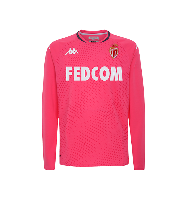 Monaco Keepersshirt 2020-2021 - 2