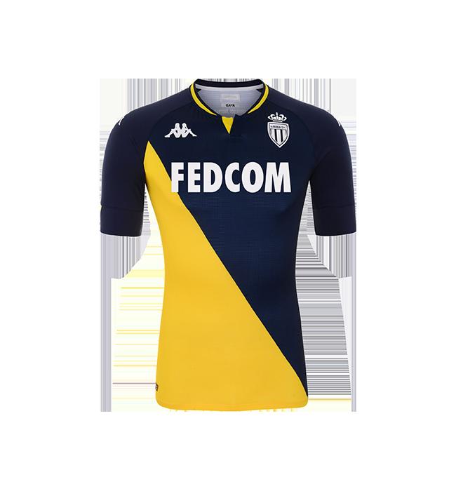 Monaco Uitshirt 2020-2021
