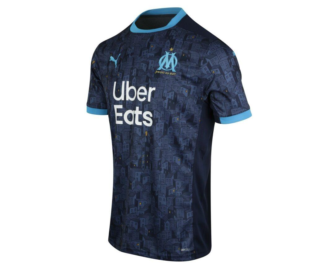 Olympique Marseille Uitshirt 2020-2021