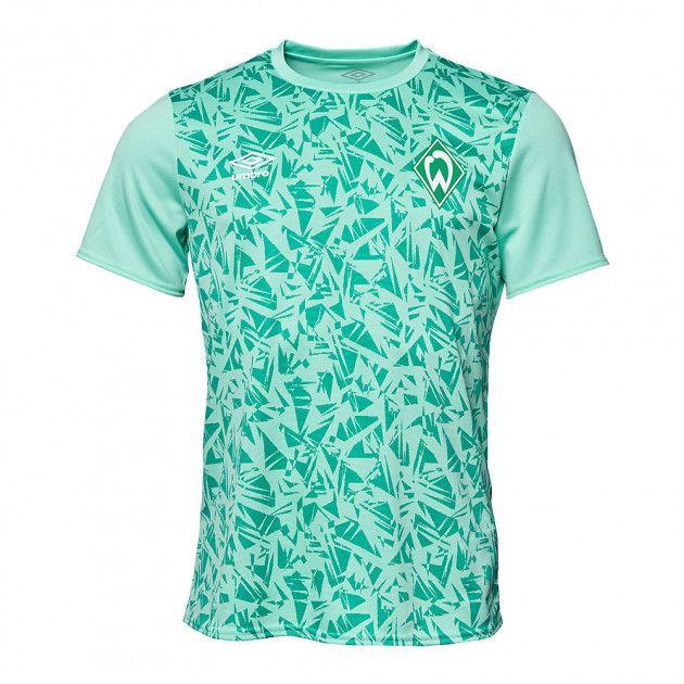 SV Werder Bremen Trainingsshirt 2020-2021 - 1