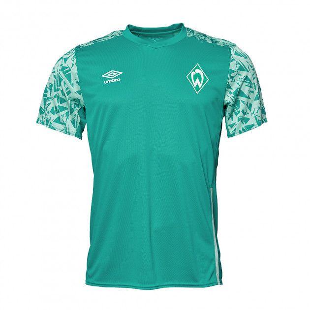 SV Werder Bremen Trainingsshirt 2020-2021 - 3