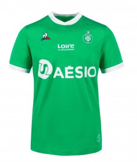 St Etienne Thuisshirt 2020-2021