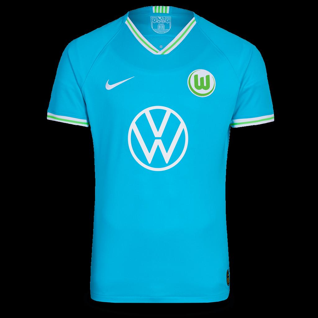VfL Wolfsburg Alternatiefshirt 2020-2021