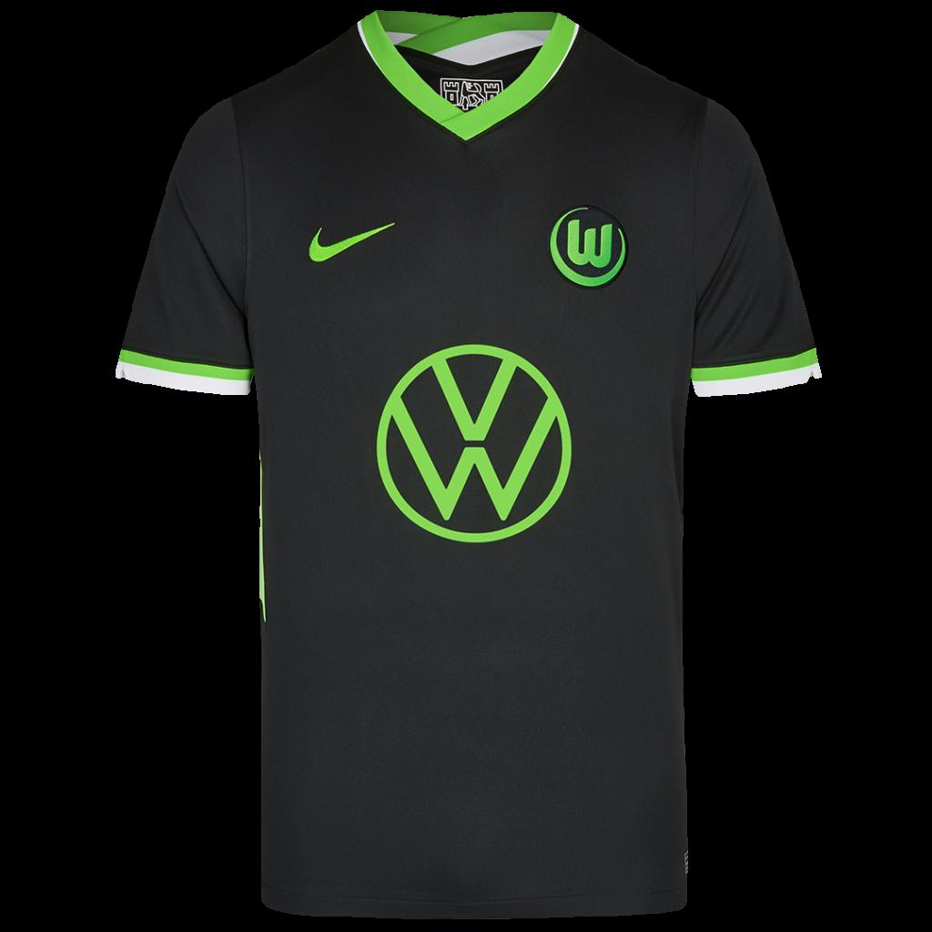 VfL Wolfsburg Uitschirt 2020-2021