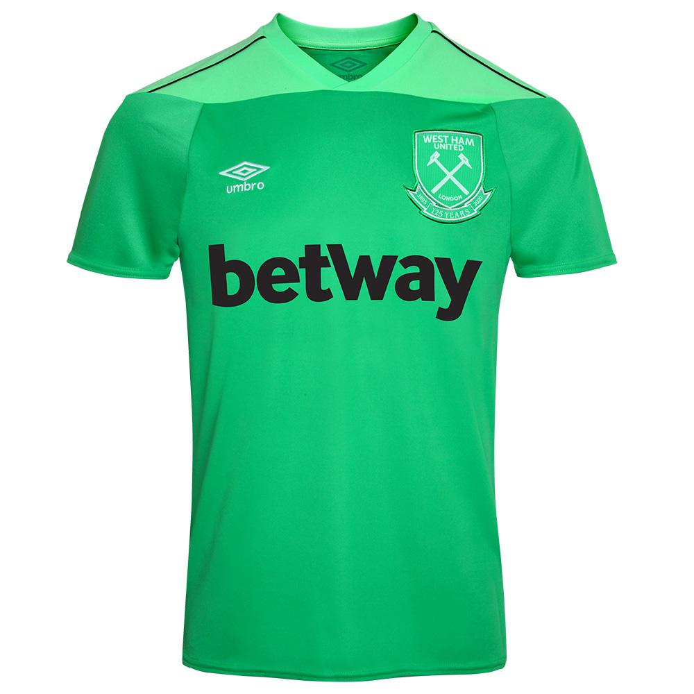 West Ham United Keepersshirt 2020-2021 - 1