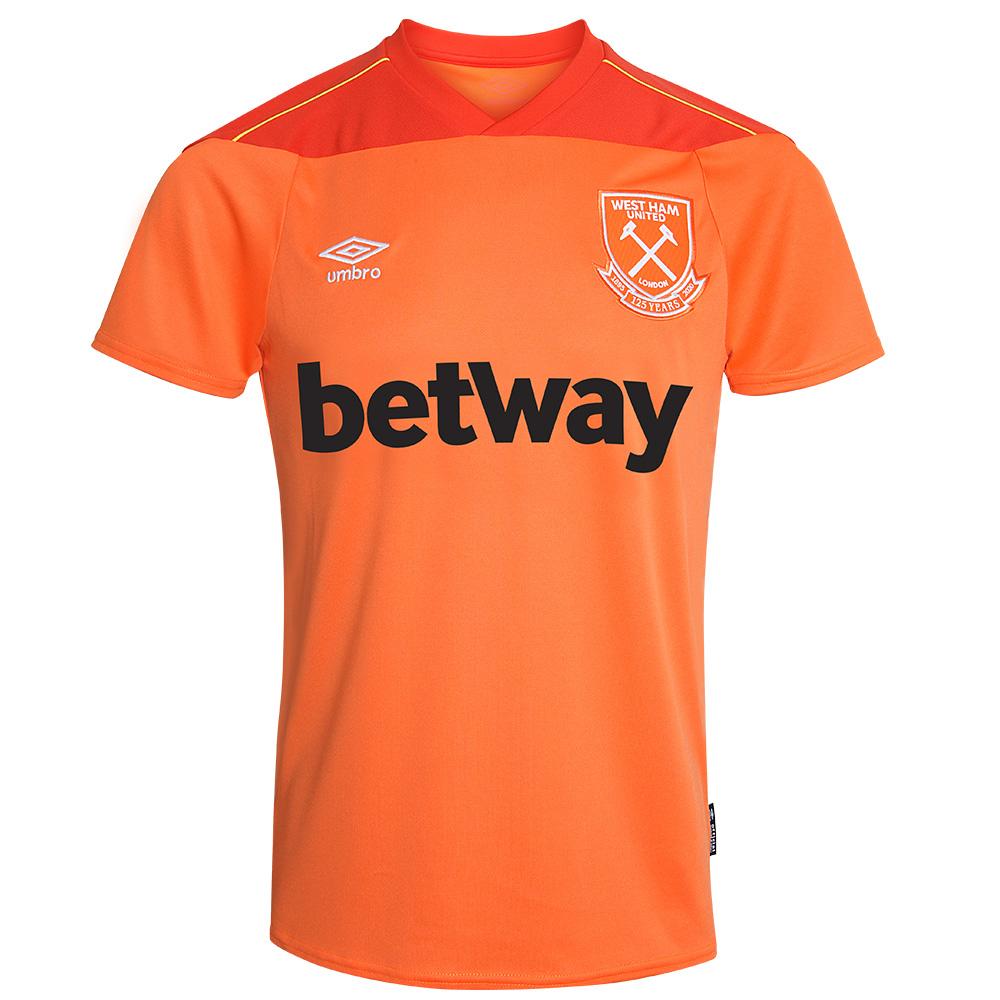 West Ham United Keepersshirt 2020-2021 - 2