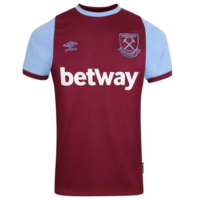 West Ham United Thuisshirt 2020-2021