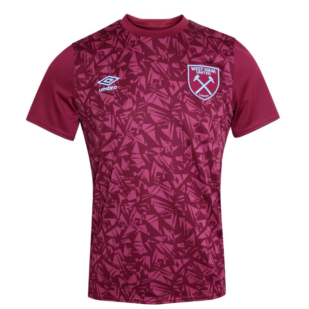West Ham United Trainingsshirt 2020-2021 - 1