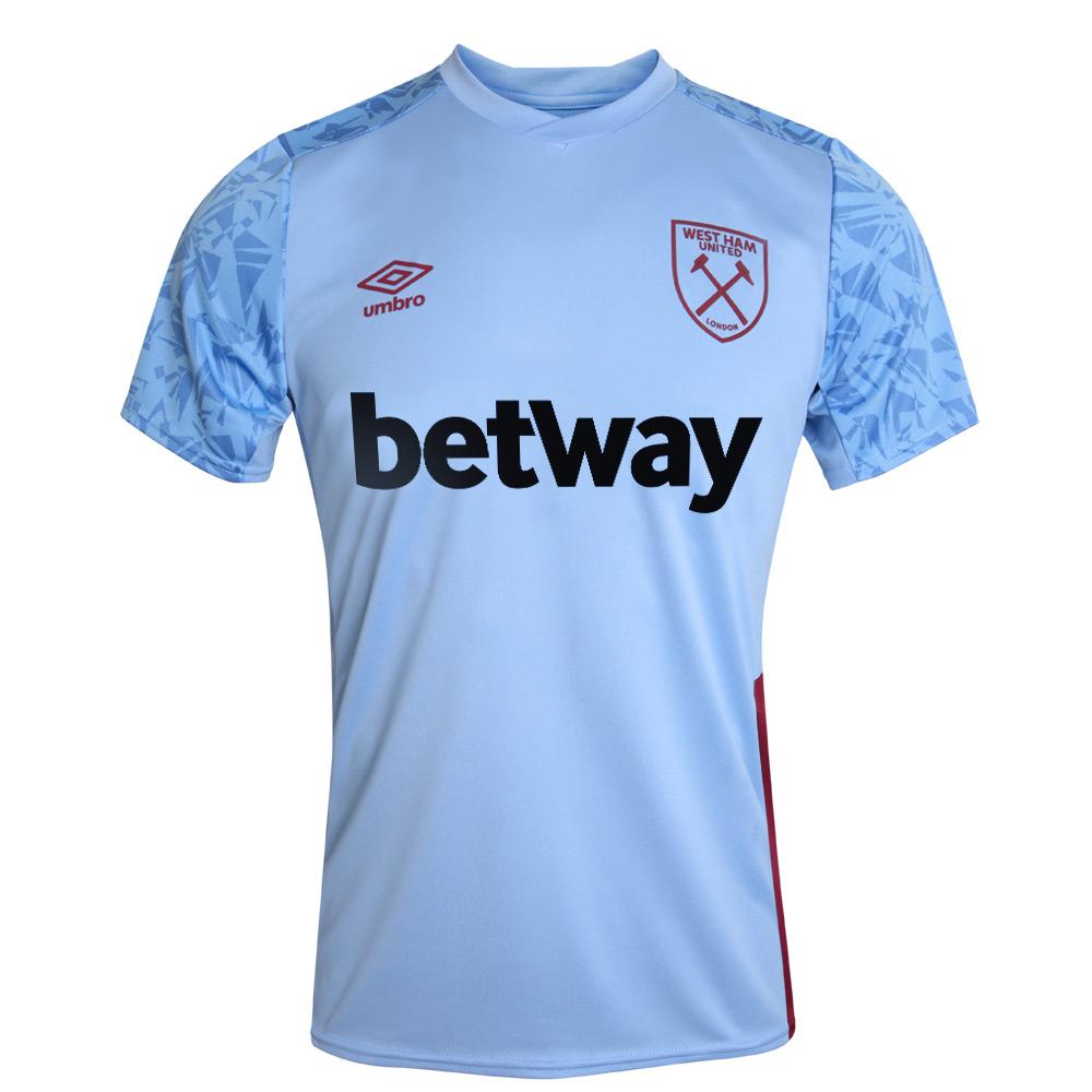 West Ham United Trainingsshirt 2020-2021 - 5