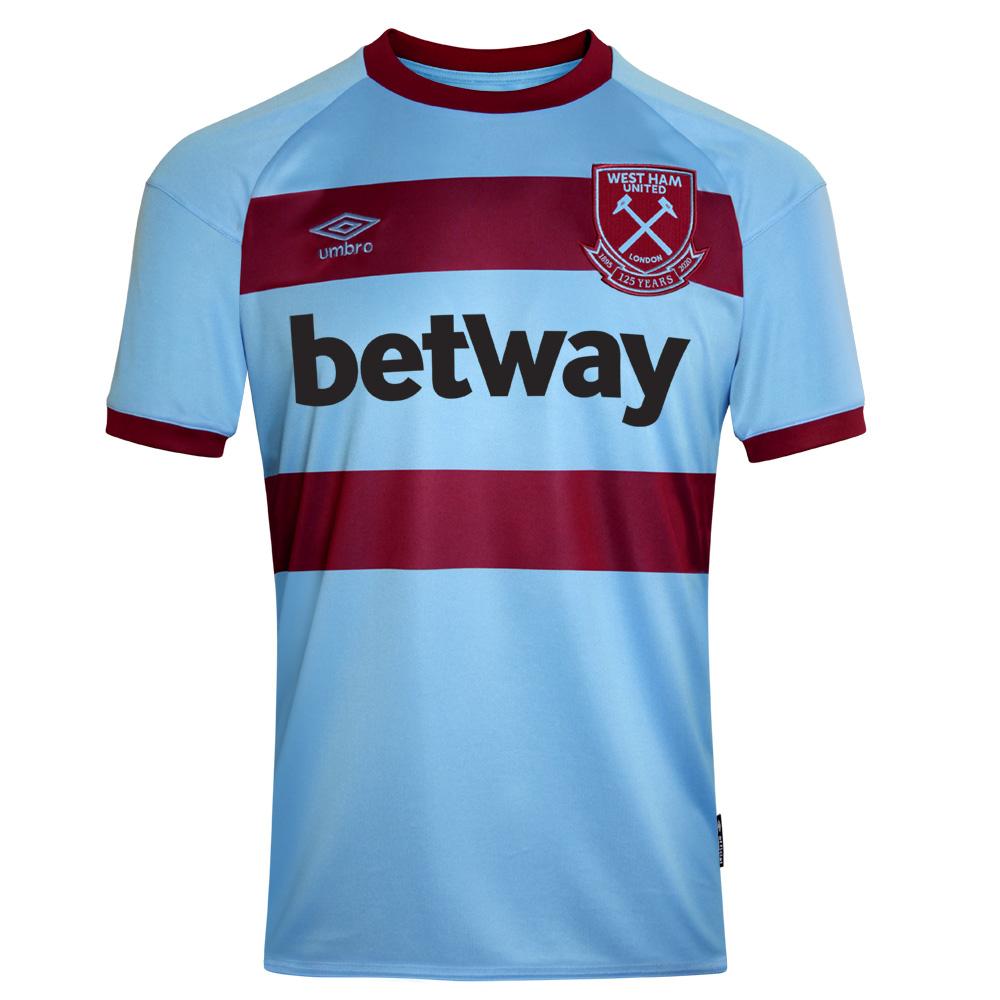 West Ham United Uitshirt 2020-2021