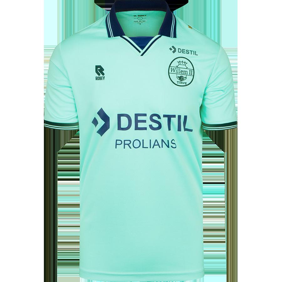 Willem II Uitshirt 2020-2021