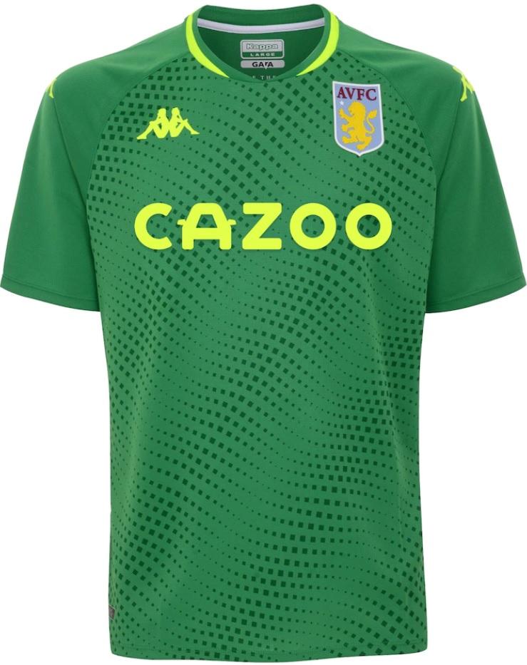 Aston Villa Keepersshirt 2020-2021