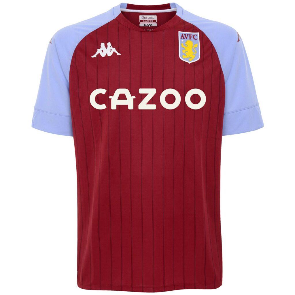 Aston Villa Thuisshirt 2020-2021