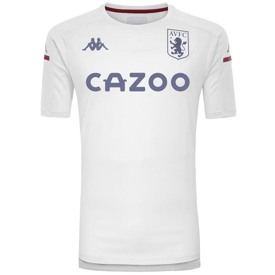 Aston Villa Trainingsshirt 2020-2021 - 2