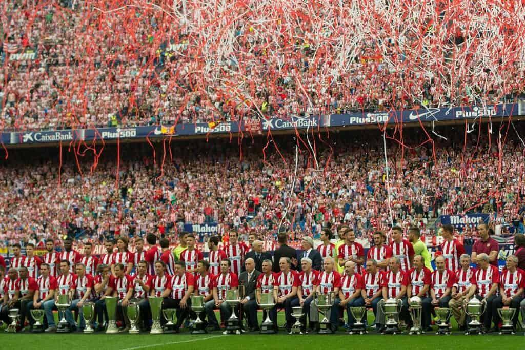 Atlético de Madrid Wallpaper