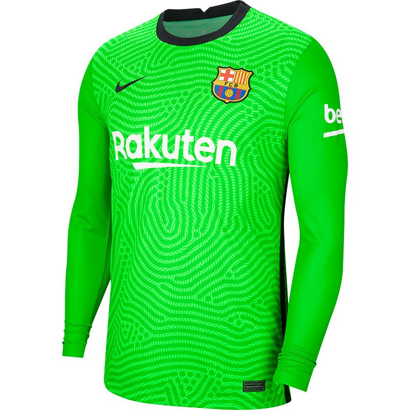 Barcelona Keepersshirt 2020-2021 - 1