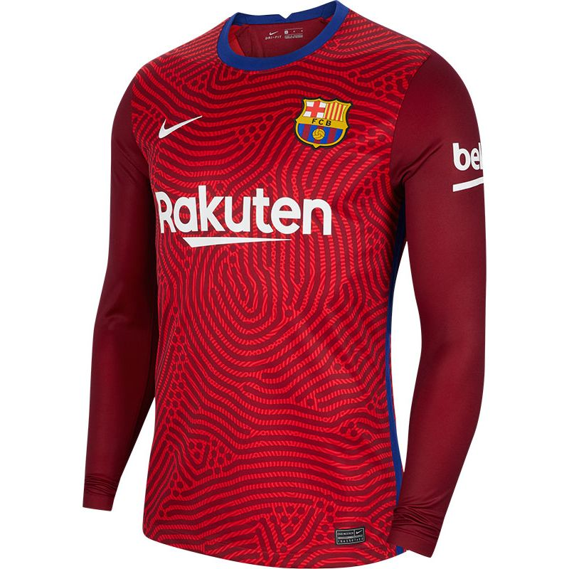 Barcelona Keepersshirt 2020-2021 - 2