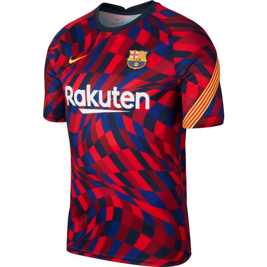 Barcelona Trainingsshirt 2020-2021 - 1