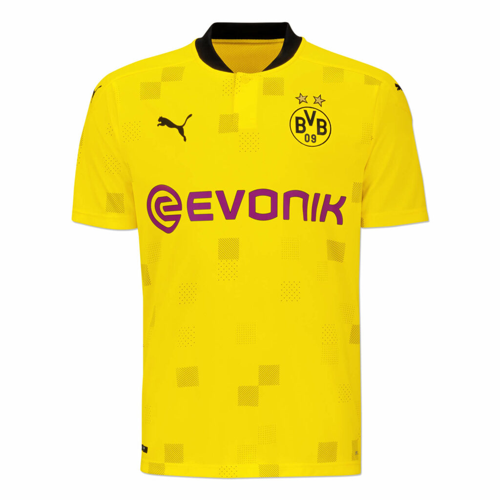 Borussia Dortmund Alternatiefshirt 2020-2021 - 2