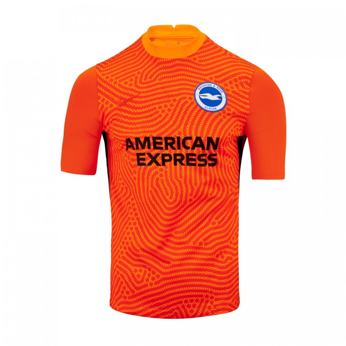 Brighton and Hove Albion Keepersshirt 2020-2021 -1