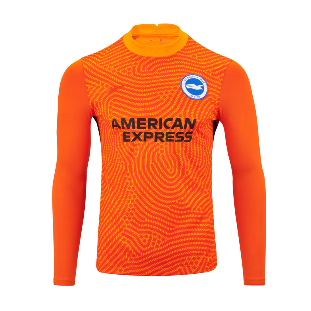 Brighton and Hove Albion Keepersshirt 2020-2021 -2