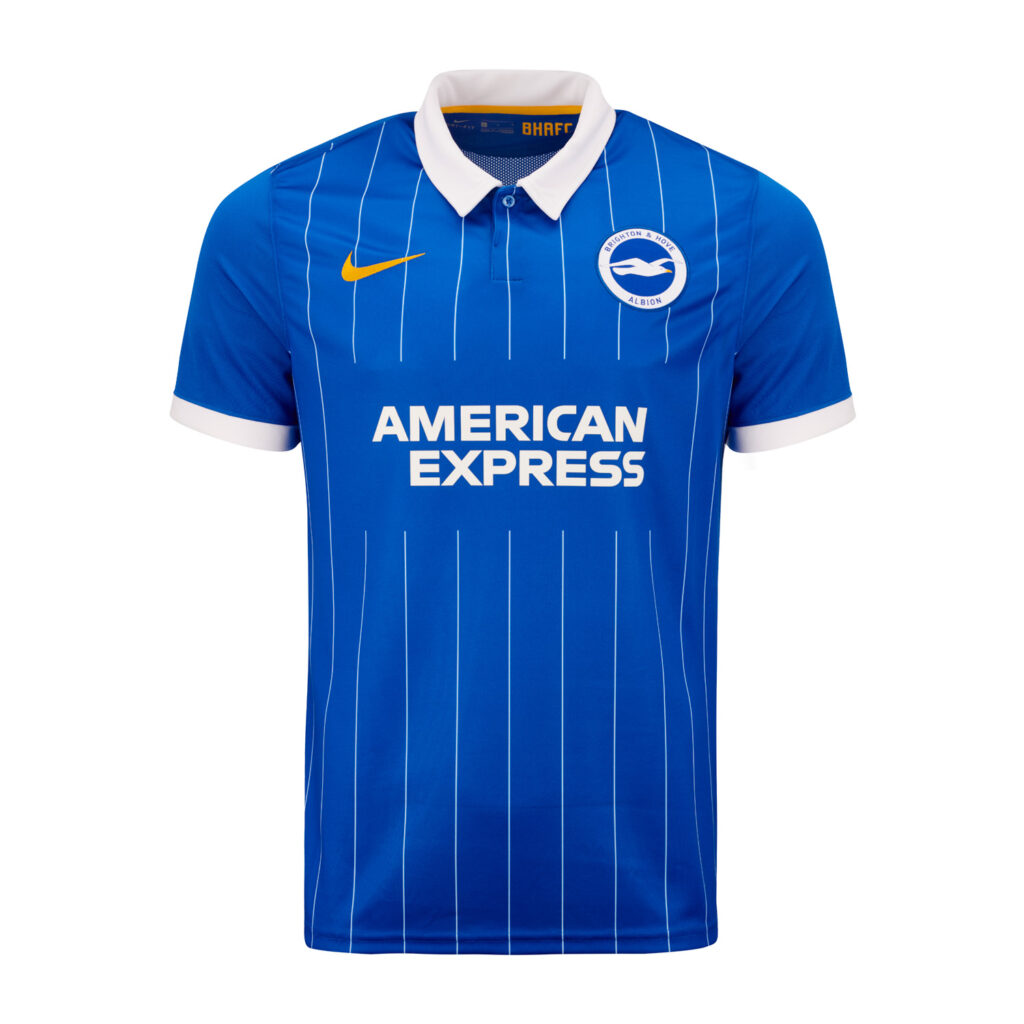 Brighton and Hove Albion Thuisshirt 2020-2021