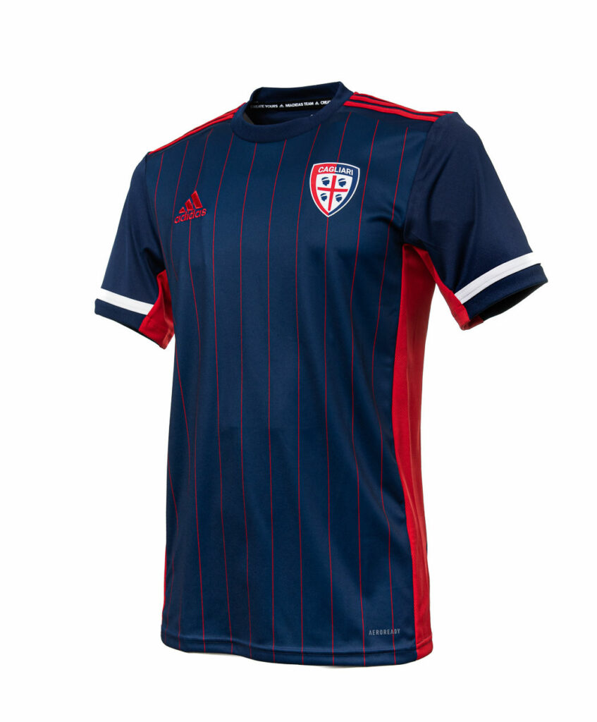 Cagliari trainingsshirt 2020-2021 - 2