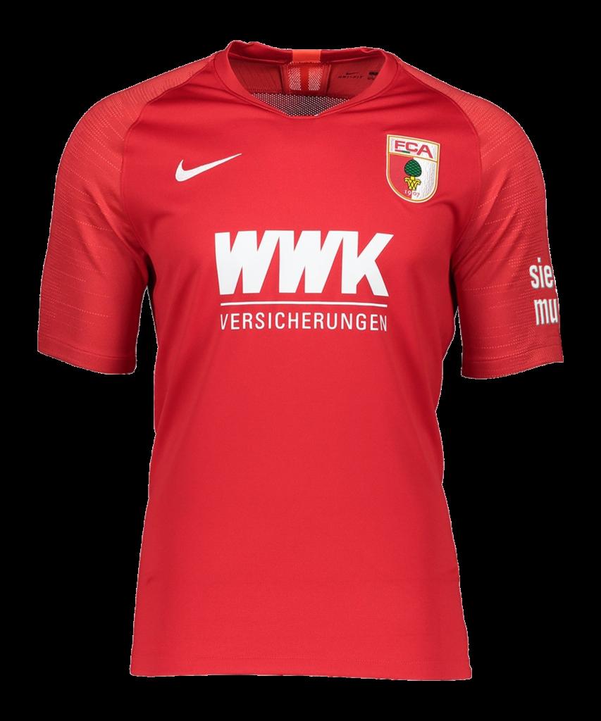 FC Augsburg Alternatiefshirt 2020-2021