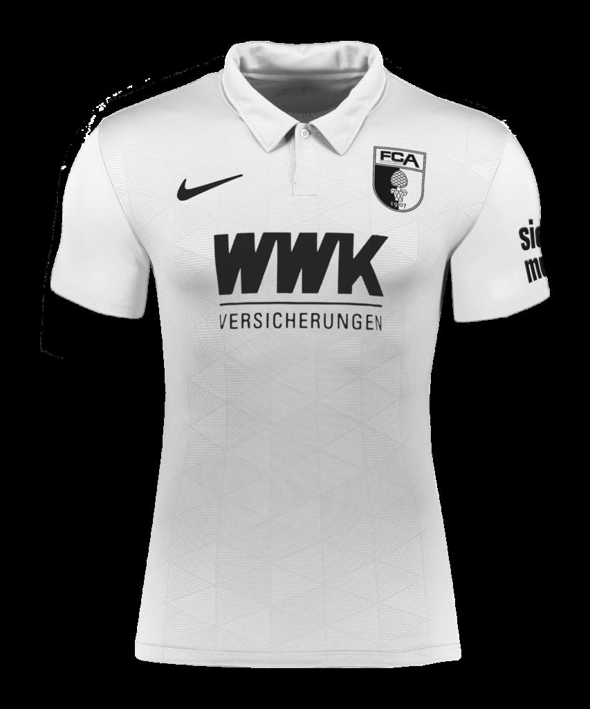 FC Augsburg Thuisshirt 2020-2021
