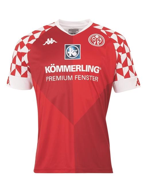 FSV Mainz 05 Thuisshirt 2020-2021