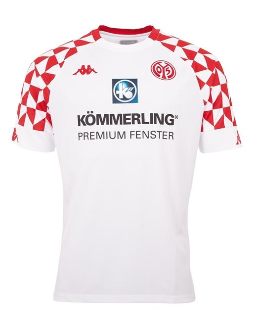 FSV Mainz 05 Uitshirt 2020-2021