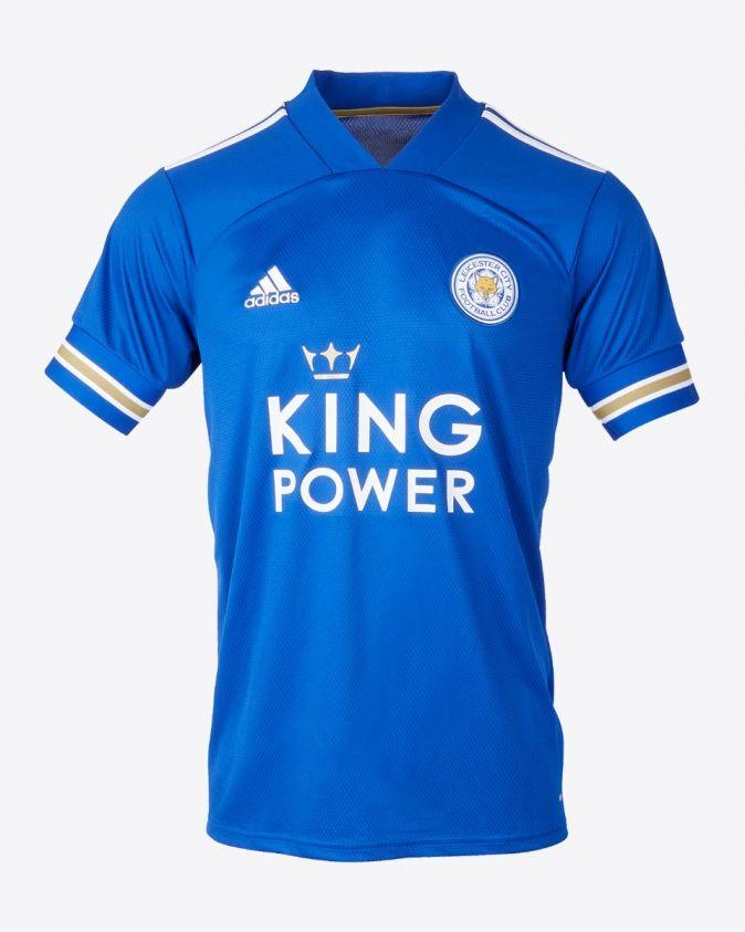 Leicester City Thuisshirt 2020-2021