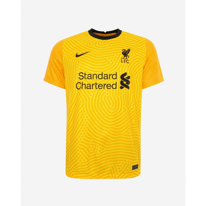 Liverpool Keepersshirt 2020-2021 - 2