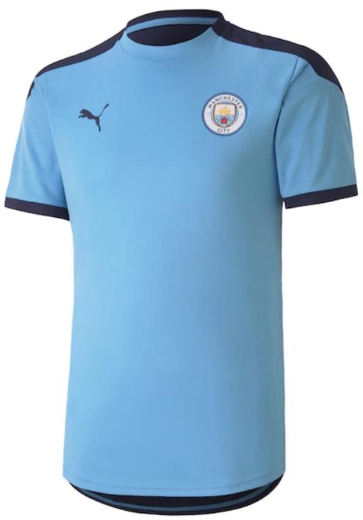 Manchester City Trainingsshirt 2020-2021 - 3
