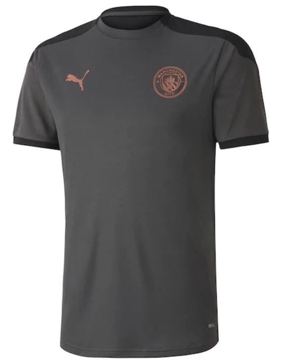 Manchester City Trainingsshirt 2020-2021 - 4