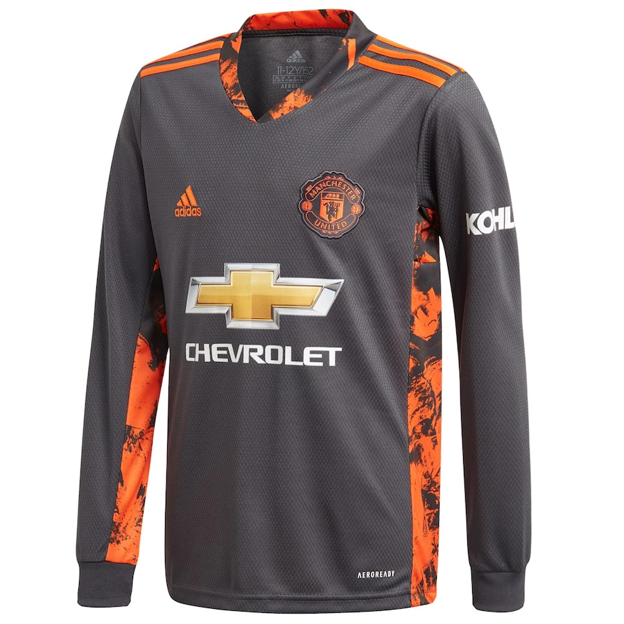 Manchester United Keepersshirt 2020-2021