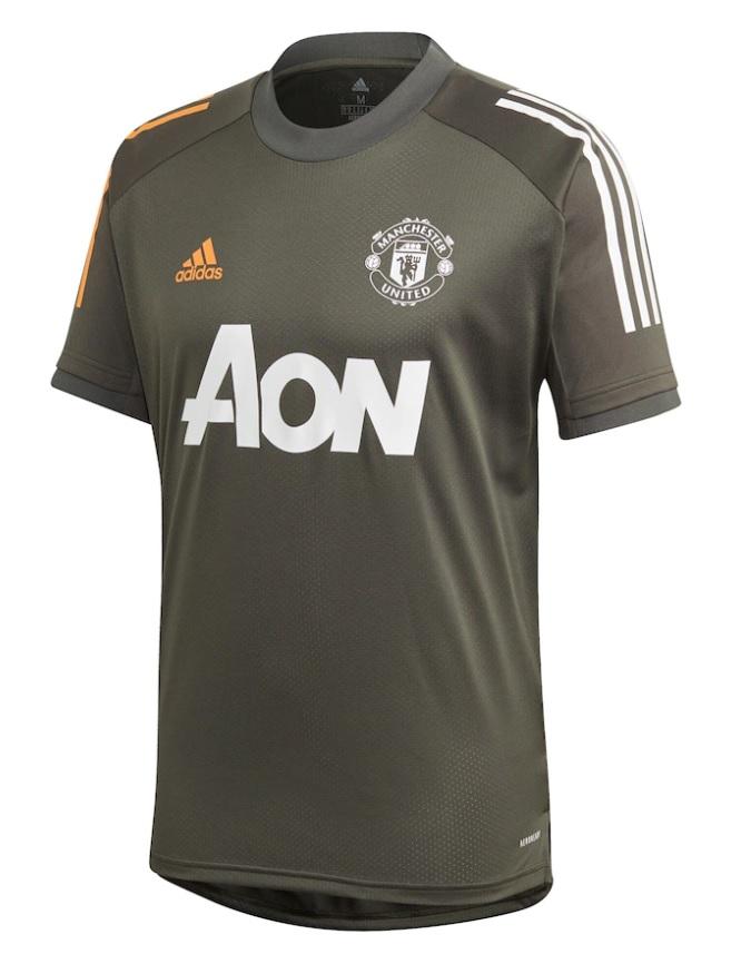 Manchester United Trainingsshirt 2020-2021 - 2