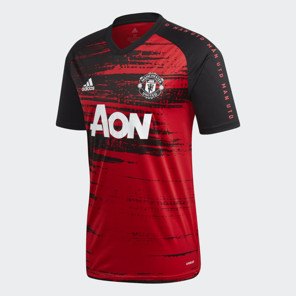 Manchester United Trainingsshirt 2020-2021 - 3